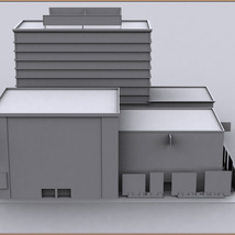 Movie Sets, Low Poly 05 image 9