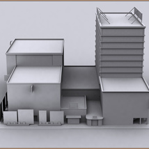 Movie Sets, Low Poly 05 image 11