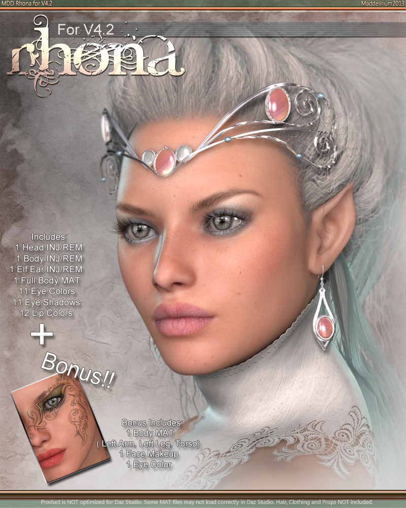 MDD Rhona for V4.2