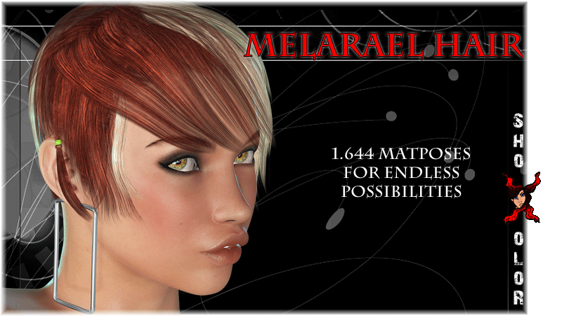 ShoXoloR for Melarael Hair