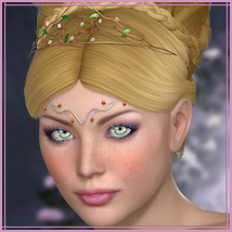 Dazzle for Princess Collection 01 Accessories Themed -Wolfie-