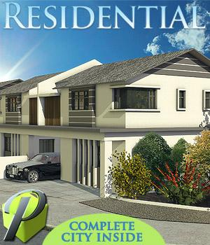 Residential 3D Models powerage