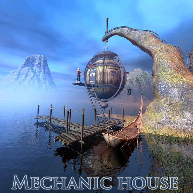Mechanic house