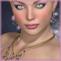 Dazzle for Elven Jewels Themed Accessories -Wolfie-
