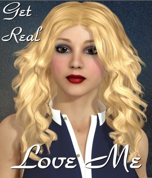 Get Real for Love Me Hair 3D Figure Essentials chrislenn