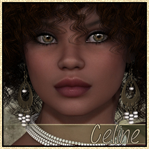 SV7 Celine 3D Figure Essentials 3D Models Seven