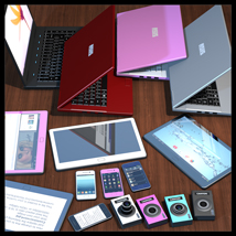 Everyday items, Electronic devices image 4