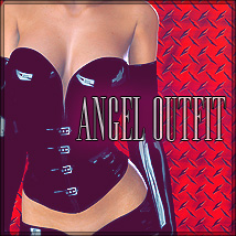 Angel Outfit 3D Figure Essentials SynfulMindz