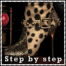 Step by Step: Ankle Boots by sandra_bonello