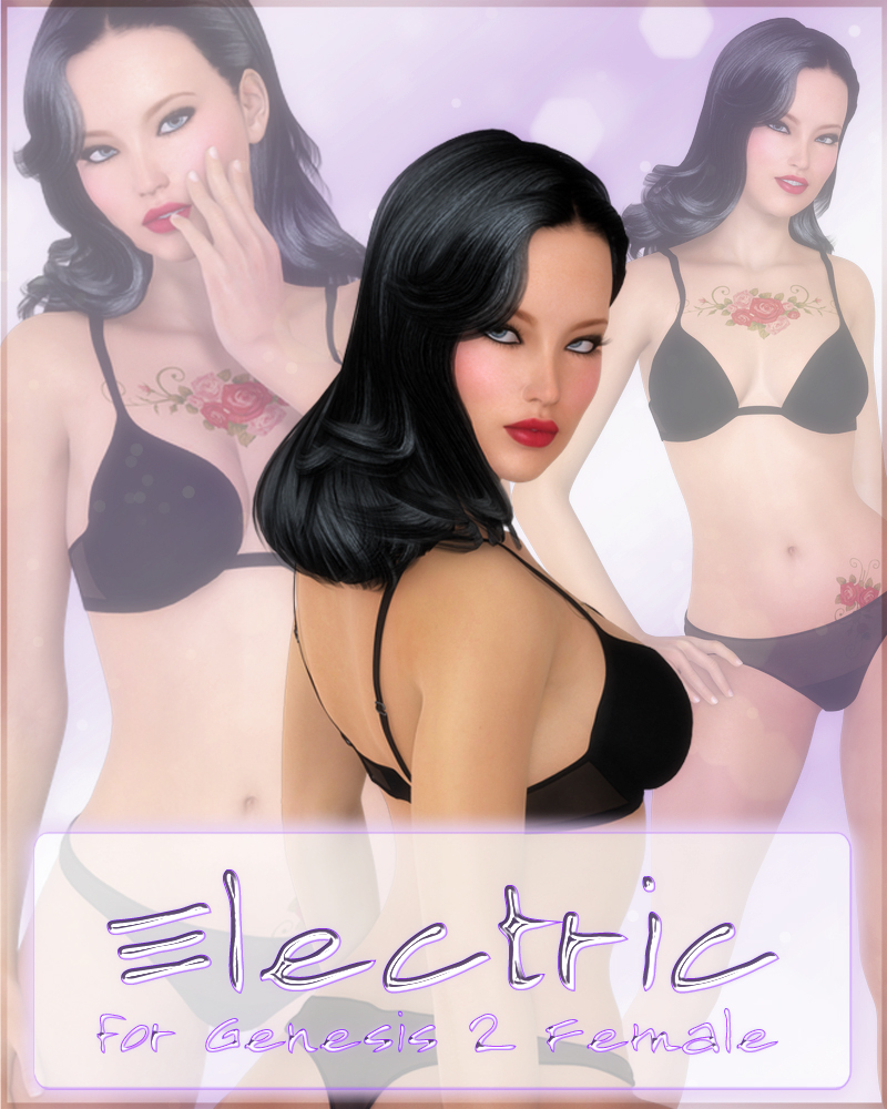 Electric for Genesis 2 Female