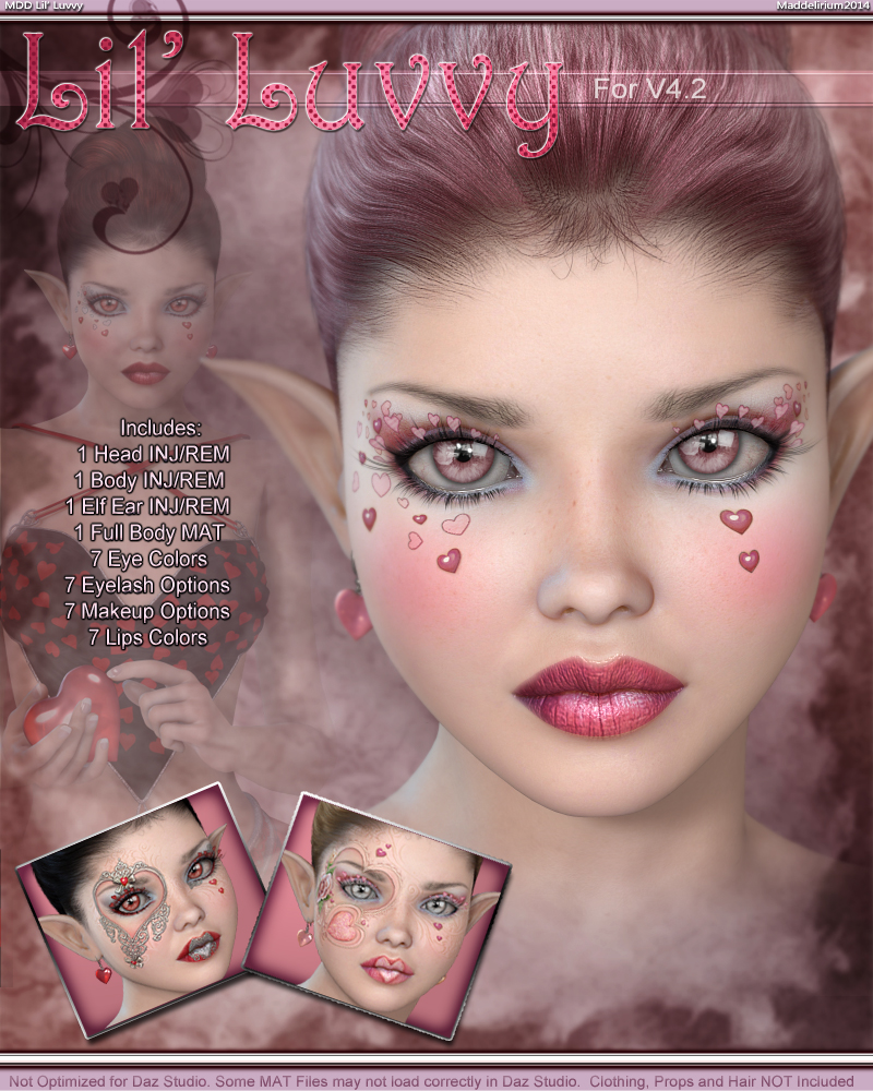 MDD Lil' Luvvy for V4.2