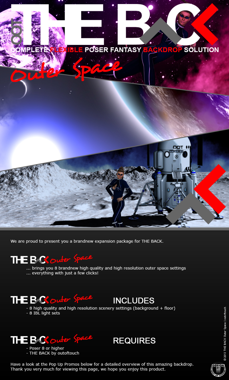 THE BACK Outer Space
