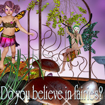 Fairy Garden Collection - Whimsical 3D Models kaleya