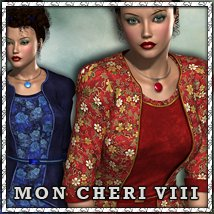 Mon Cheri VIII Themed Clothing sandra_bonello