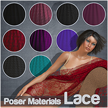 PM - Lace 2D Atenais