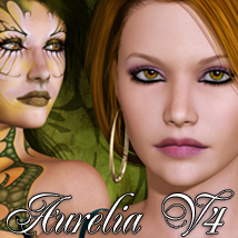 Aurelia V4 3D Figure Essentials gypsyangel