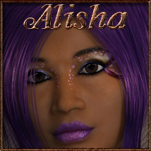 ML_Alisha Characters Software Mirella