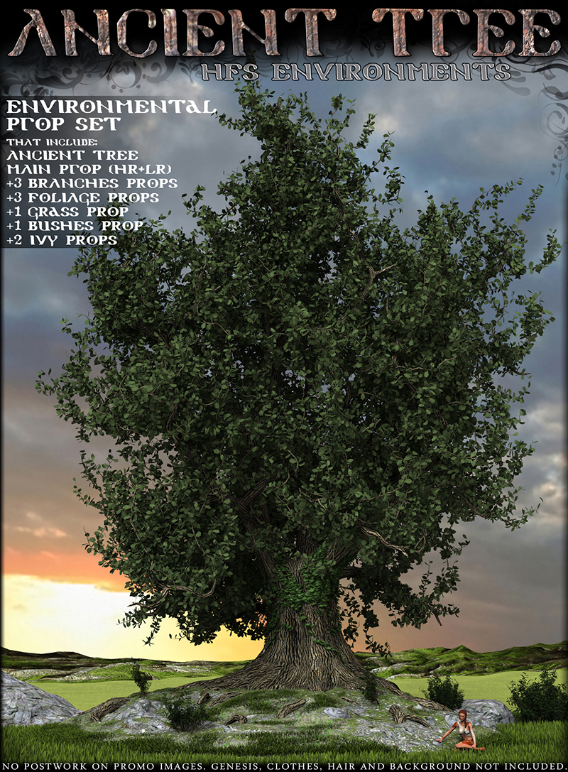 HFS Environments: Ancient Tree
