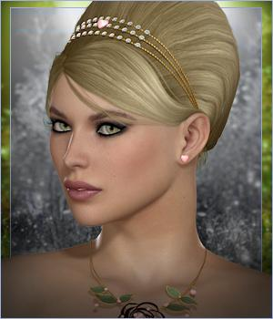 Ashely Hair Themed Hair -Wolfie-