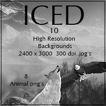 doarte ICED Themed 2D And/Or Merchant Resources Animals doarte