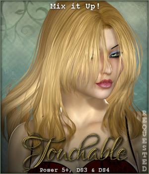 Touchable Hr-120 by -Wolfie-