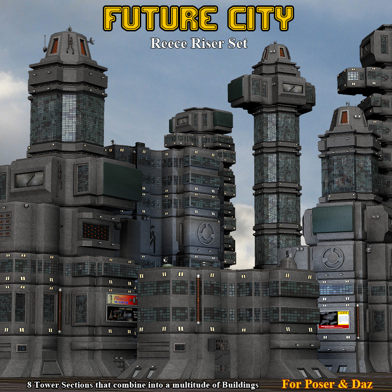 Future City Reece Rise