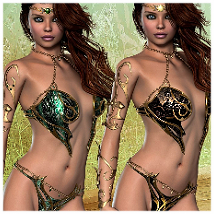 AM: Shiloh Love - 16 Tex for Shiloh-Fantasykini Clothing Angelmoon