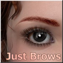 AM: Just Brows MR 2D Graphics LUNA3D