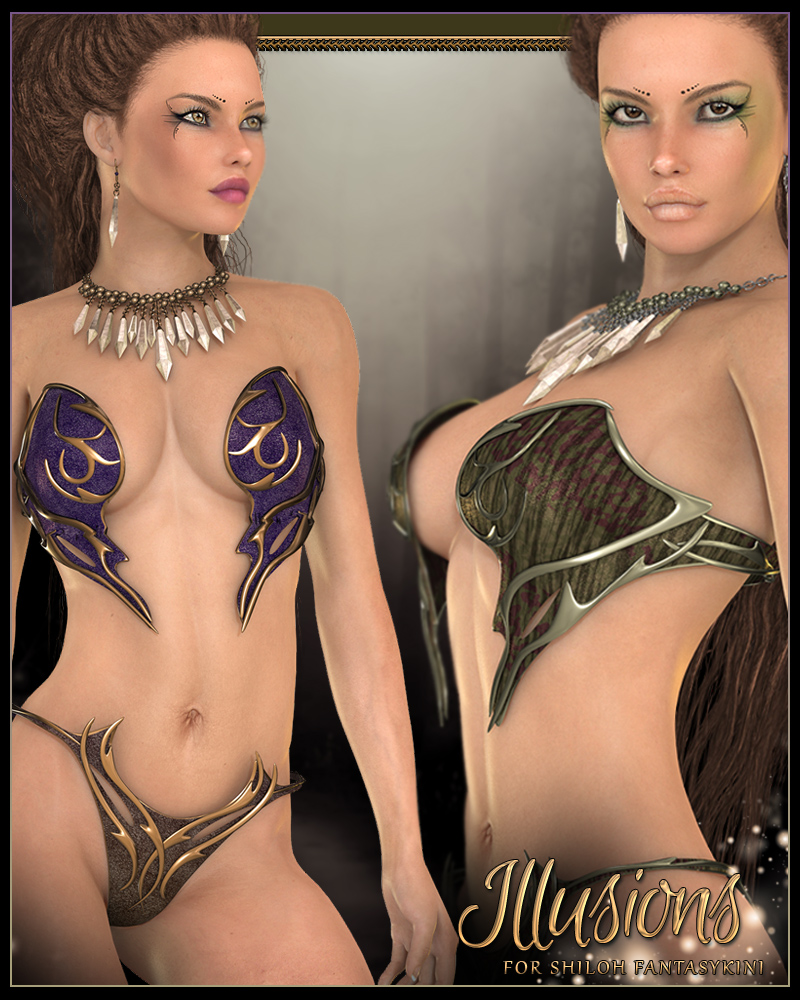 Illusions For Shiloh Fantasykini