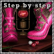 Step by Step: Hedley Footwear sandra_bonello