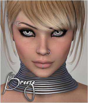 Breeze - Jewel Basics I by P3D-Art