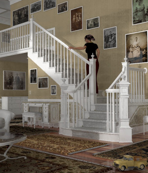 The Great Room Themed Software Props/Scenes/Architecture DreamlandModels