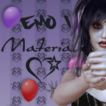 Emo 1 2014 materials 2D 3D Figure Essentials WhopperNnoonWalker-