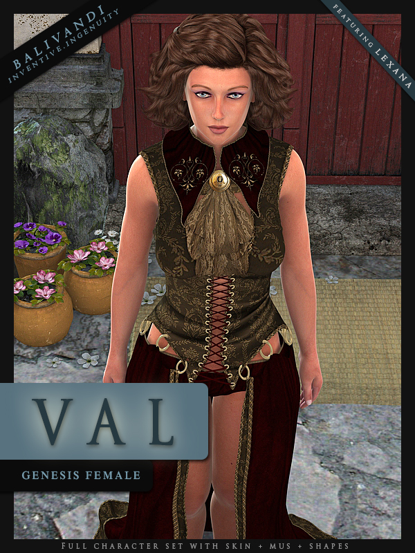 Val for Genesis