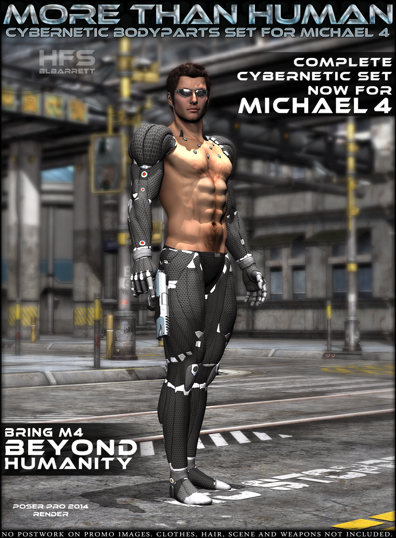 HFS - MoreThanHuman for Michael 4