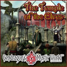 G3D The Temple of the Elves 3D Models Razor42