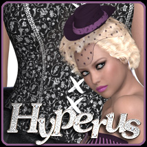 Hyperus by ArtOfDreams