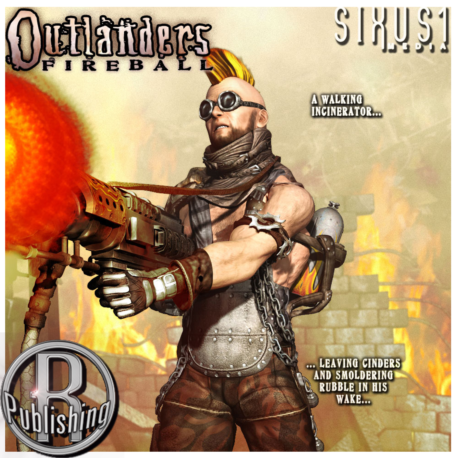 Outlanders: Fireball