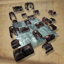 Underground Canal Construction Kit image 1