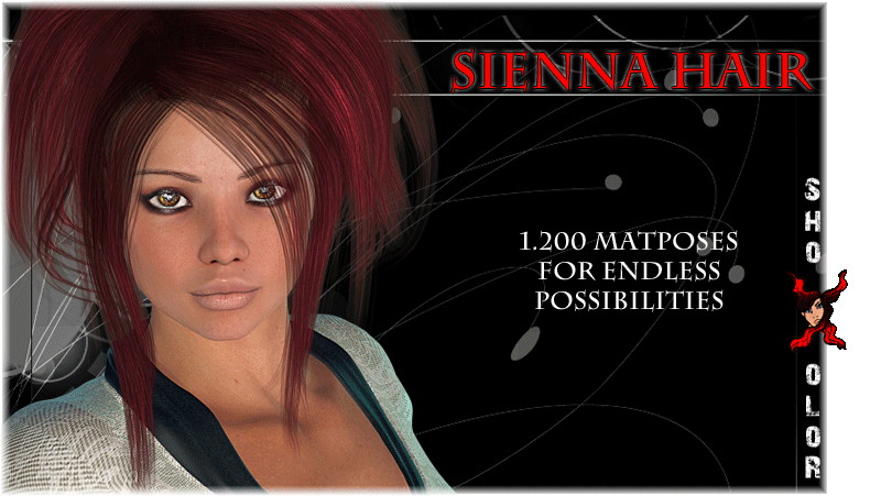 ShoXoloR for Sienna Hair