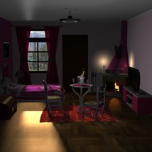 Valentine's Bedroom image 5