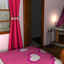 Valentine's Bedroom image 6