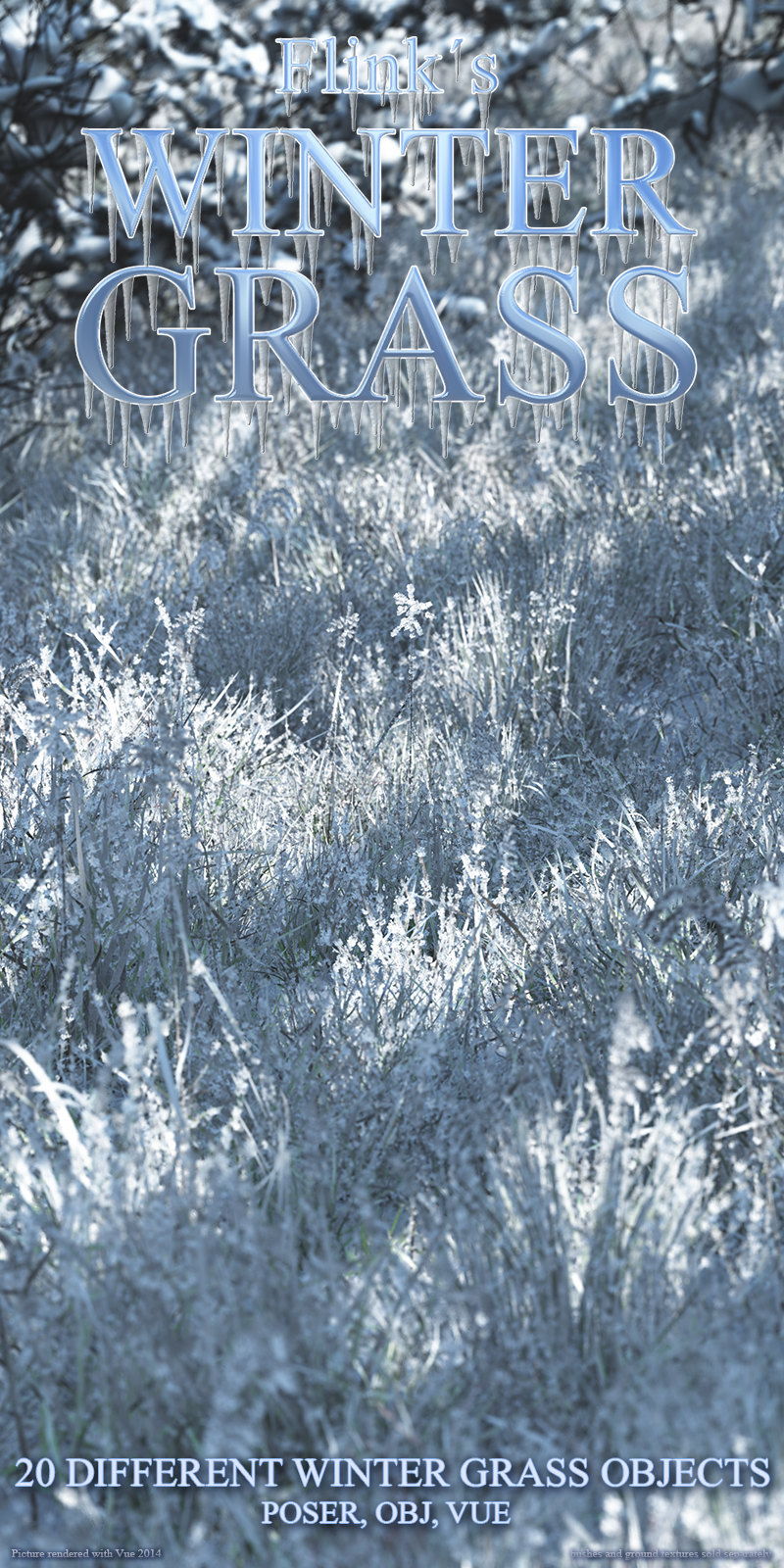 Flinks Winter Grass