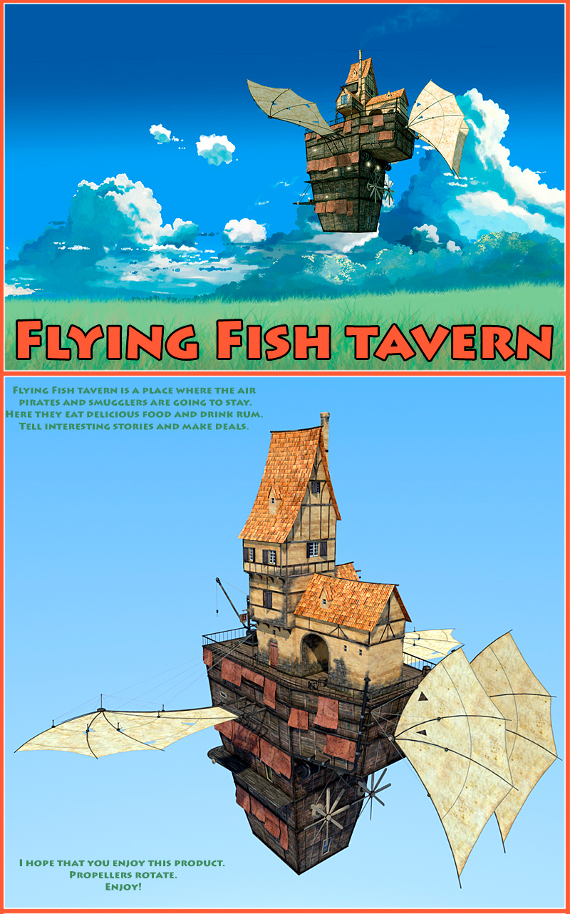 Flying Fish tavern
