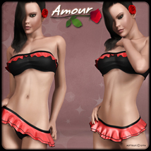 Amour Clothing Footwear Themed mytilus