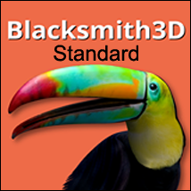 Blacksmith3D Standard Software Blacksmith3D