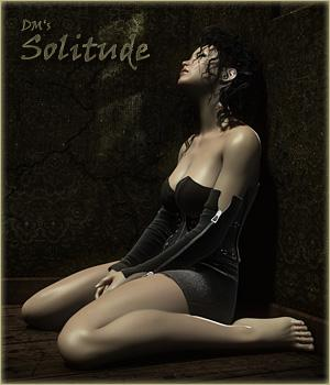 DM's Solitude 3D Figure Essentials 3D Models DM