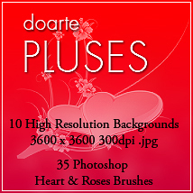 doarte PLUSES 2D And/Or Merchant Resources Themed doarte