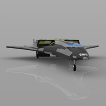 Elysium ST-7A (for Poser) image 3