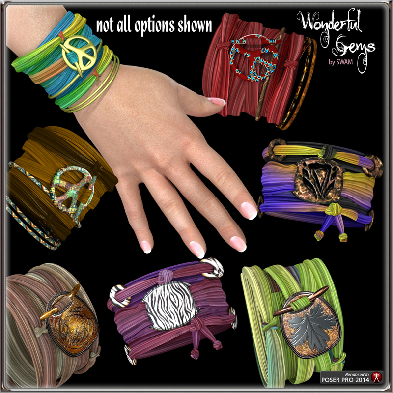 Wonderful Gems 1 Addon